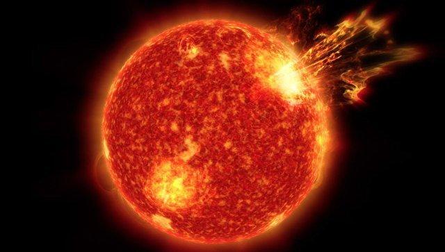 Учёные предсказали мощную и смертоносную солнечную вспышку
